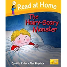 Read at Home: Level 5A: Hairy-Scary Monster