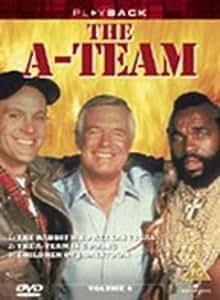 The A Team Volume 4 [DVD]