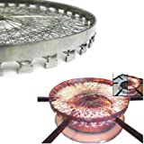 RAINBOW Mini Tandoor / LPG Saver - Save Upto 25% LPG, A Must For Every Home