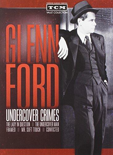 Glenn Ford: Undercover Crimes [Import italien]