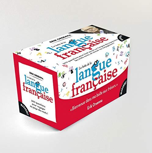 La boîte de la Langue Française (Jeux)