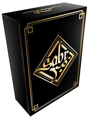 Sabr (LTD. Boxset)