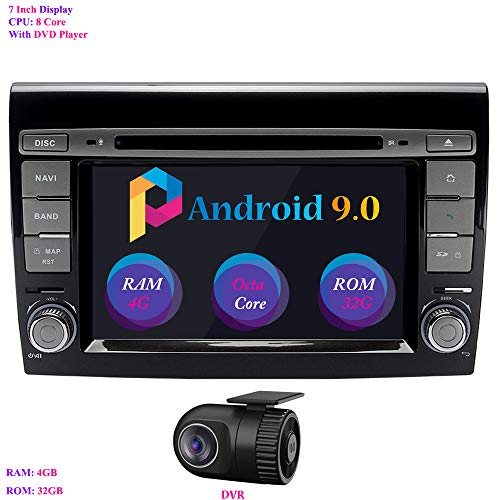 Android 9.0 Autoradio, Hi-azul 7