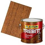 JOTUN TREBITT Lasur 10083 Eiche antik 3l - Holzlasur Holzschutzlasur