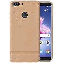 Instanttool Huawei Enjoy 7S P Smart Case - Unique Design Slim Thin Shock-Absorption Anti-Scratch Back Shell Protective Case with Great Protection for Huawei Enjoy 7S P Smart