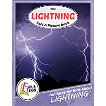 The Lightning Fact and Picture Book: Fun Facts for Kids About Lightning (English Edition)