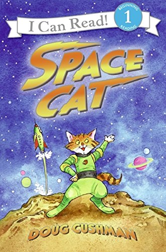 Space Cat (I Can Read. Level 1)