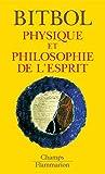 Image de Physique et philosophie de l'esprit