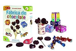 NEO+ - Fábrica de Chocolate, Juego Creativo (8001)