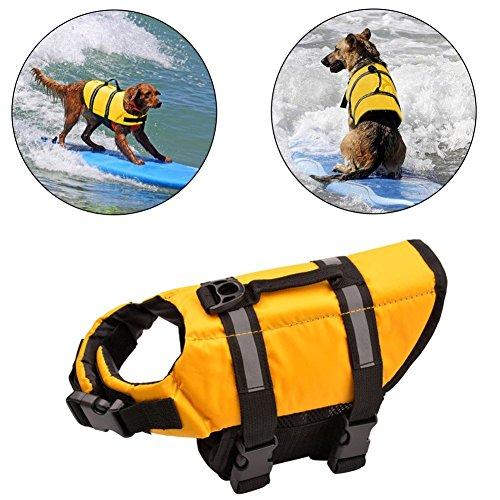 Salvavidas perro & Pet seguridad chaleco conservador traje de baño conservador de...