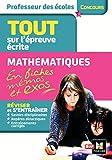 Concours Enseignement - Admissibilité - Français et Maths en fiches mémos