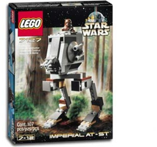 - Imperial AT-ST, 127 Teile ()