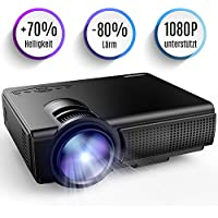 Amazon.es: proyector led full hd - 50 - 100 EUR: Electrónica