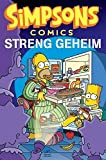 Simpsons Comics Sonderband 21: Streng geheim