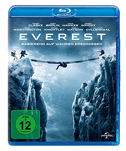 Gipfel Luft (Everest [Blu-ray])