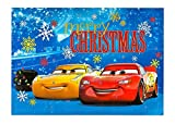 Idealtrend Undercover Adventskalender 2018 Rapunzel Feuerwehrmann Sam Frozen Cars Mickey: Farbe: Cars