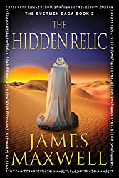 The Hidden Relic (The Evermen Saga Book 2) (English Edition)