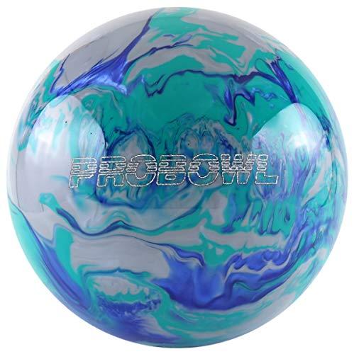 Pro Bowl Bowling-Ball Bowling-Kugel für Einsteiger und Profis Polyesterball Räumball Größe 10 LBS