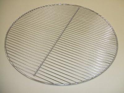 Edelstahl-Grillrost, rund für Kugelgrill 57cm