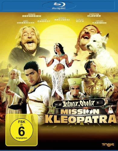 Bild von Asterix & Obelix - Mission Kleopatra [Blu-ray]