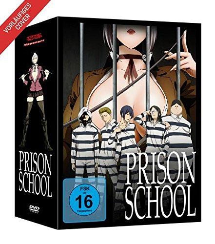 Prison School - Vol. 1 (Limited Edition) (2 DVDs)