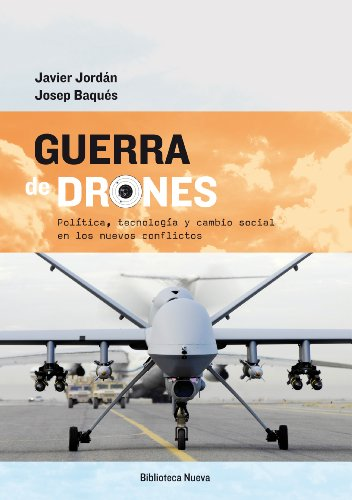 GUERRA DE DRONES (Libros singulares) eBook: Javier Jordán, Josep ...