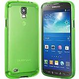moodie Schutzhülle für Samsung Galaxy S4 Active Hülle Silikon Case Cover in Grün