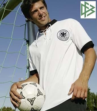 Deutschland Retro Trikot 1954 - T-Shirt (XL)