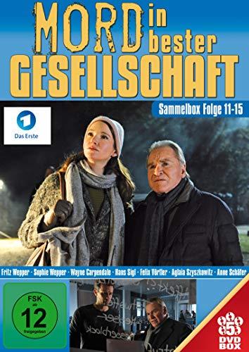 Mord in Bester Gesellschaft-Folge 11-15 [5 DVDs]