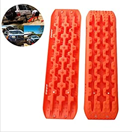 2-Pezzo Di Trazione Mat, Car Track Nylon Piastra Di Trazione, Veicolo Off-Board, Estrazione Dei Pneumatici, Per Off-Road…