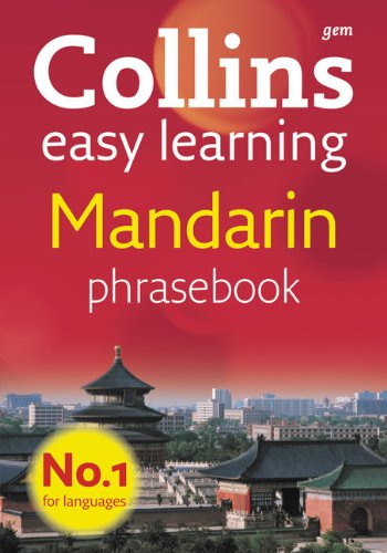 Collins Gem Mandarin Phrasebook and Dictionary