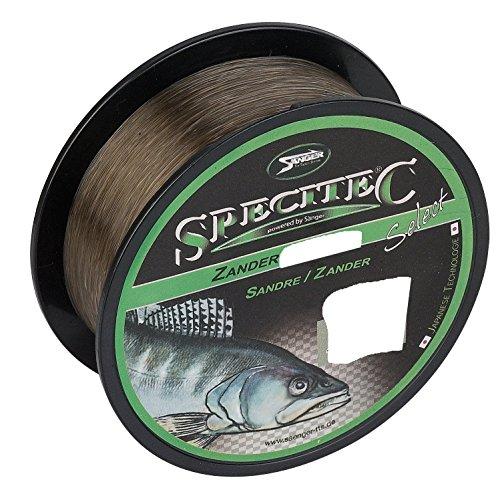 Specitec Fil de Peche monofil pour poisson anguille...