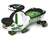 #2: Toyzone Eco Panda Magic Car, White