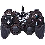 Enter E-GPV10 Game Pad Single Player (Black)