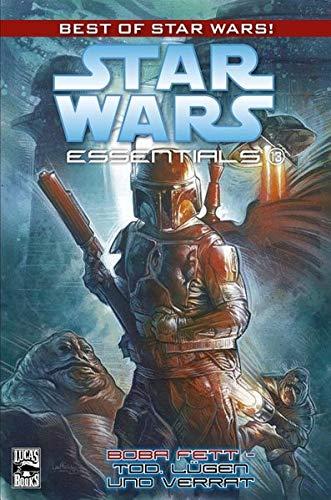 Star Wars Essentials, Bd. 13: Boba Fett - Tod, Lügen und Verrat