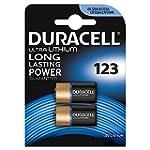 Duracell Ultra Photo DL123 3 V Lithiu...