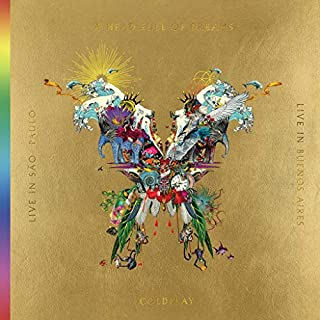 Live in Buenos Aires / Live In São Paulo / A Head Full Of Dreams (Film) [3 LP/2 DVD] [VINYL] by Coldplay (B07J3H1F39) | Amazon price tracker / tracking, Amazon price history charts, Amazon price watches, Amazon price drop alerts