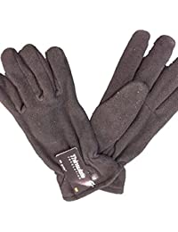 Thinsulate Fleece Gloves Cold Weather Winterwear Hand Protection Soft & Comfortable Mitts