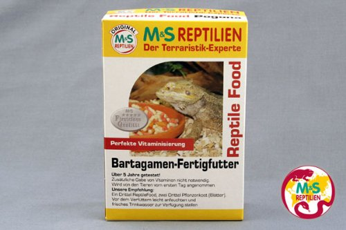 Reptile Food Pogona 1000 ml