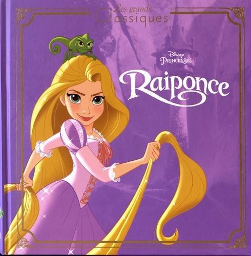 RAIPONCE - Les Grands Classiques Disney