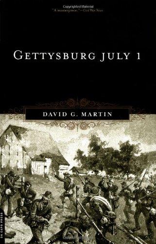 Gettysburg July 1