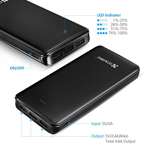 Coolreall Powerbank 20000mAh - 2