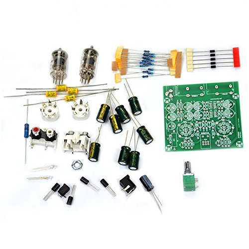 Rokoo Ventil 6J1 DIY Röhrenverstärker Vorverstärker AMP Vorverstärker Bord Kopfhörer Puffer DIY Kit (Ventil-kopfhörer-verstärker)