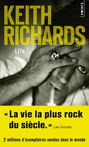 Life par Keith Richards