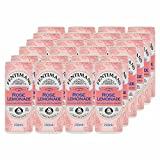 Fentimans Rose Lemonade Drink Can, 250 ml (Pack of 24)