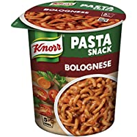 Knorr Snack Bar Pasta Snack Bolognese-Sauce 1 Portion (8 x 68 g)