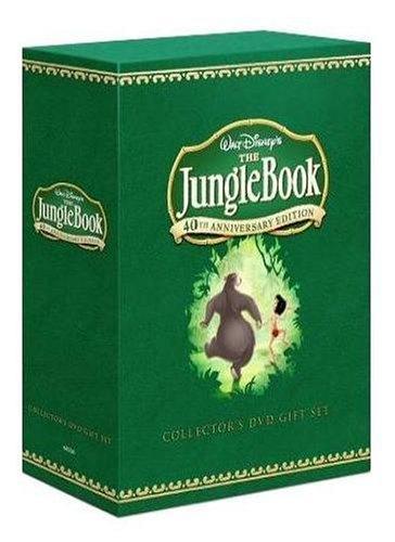 Jungle Book : 40th Anniversary Edition (Limited Edition Collector's Gift Set) [Edizione: Regno Unito]