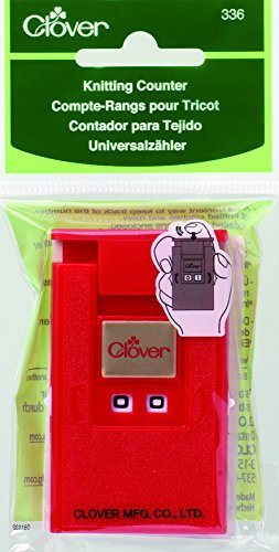 Clover Knitting Counter Kacha-Kacha by Clover Clover Knitting Counter