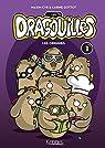 Les Dragouilles, tome 1 : Les origines par Gottot