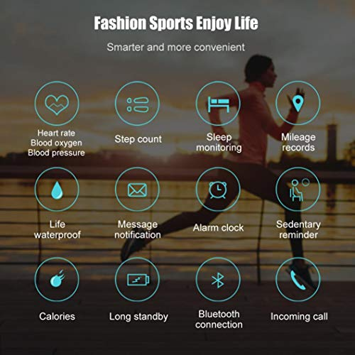 Zoom IMG-2 leey uomo orologi sportivi intelligente